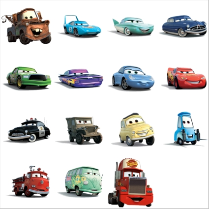 Disney S Cars 1 Early Learning Community